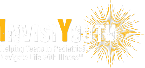 InvisiYouth Charity | Helping Teens in Pediatrics Navigate Life with Illness
